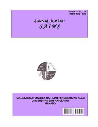JURNAL ILMIAH SAINS
