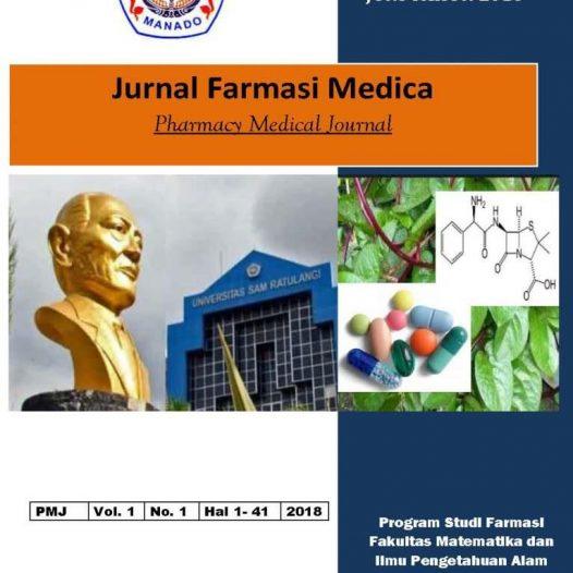 Jurnal Farmasi Medica/Pharmacy Medical Journal (PMJ)
